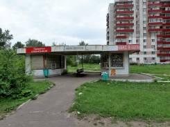 Киоск, 7 кв. м. Улица Ленинградская 21/2, р-н Ленинский, 7 кв.м.