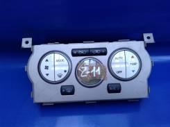 Блок управления климат-контролем. Nissan Cube, BZ11 Nissan Cube Cubic, BGZ11 Двигатель CR14DE