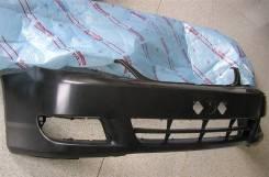 Бампер передний на Toyota Corolla/Corolla Wagon 2004-2006 левый руль. Toyota Corolla, ZZE120, ZZE121, ZZE122, NDE120, NZE121ZZE122 Двигатели: 1ZZFE, 4...