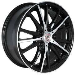 NZ Wheels SH641. 6.5x16, 5x114.30, ET40, ЦО 66,1 мм.
