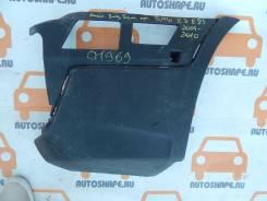 Накладка заднего бампера BMW X3, правая