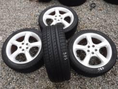 Pirelli P7. Летние, 2012 год, без износа, 4 шт