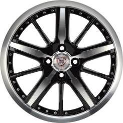 NZ Wheels SH663. 6.5x16, 5x114.30, ET38, ЦО 67,1 мм.