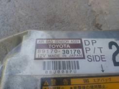 Блок управления airbag. Toyota GS300, JZS160 Toyota Aristo, JZS160, JZS161 Lexus GS300, JZS160, JZS161 Двигатели: 2JZGE, 2JZGTE