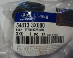 Втулка стабилизатора. Hyundai Solaris Kia Rio