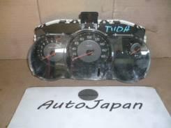 Панель приборов. Nissan Tiida Latio, SC11 Nissan Tiida, C11 Двигатель HR15DE