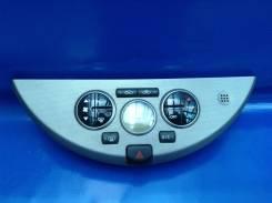 Блок управления климат-контролем. Nissan Note, E11, NE11, ZE11 Двигатели: HR16DE, HR15DE