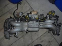 Коллектор впускной. Subaru: Legacy B4, Legacy Lancaster, Outback, Legacy, Impreza WRX, Impreza WRX STI, Forester, Impreza, Exiga Двигатель EJ25