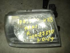 Фара правая 100-87339 Mitsubishi Pajero MINI 2000-2006