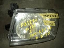 Фара левая 100-87339 Mitsubishi Pajero MINI 2000-2006
