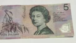 Доллар Австралийский.