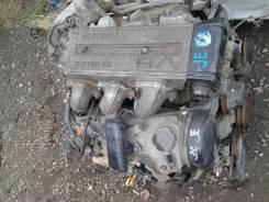 Двигатель в сборе. Mazda MPV Двигатель JE