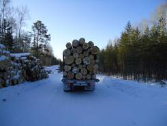 Камаз 53212. Лесовоз, 10 850 куб. см., 15 000 кг.