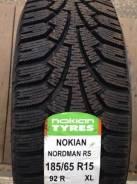 Nokian Nordman RS. Зимние, без шипов, 2016 год, без износа, 1 шт