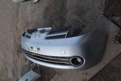 Бампер. Nissan Note, E11, NE11, ZE11