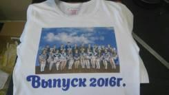 Печать на футболках сувениры с лого брелки календари магниты