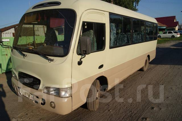 hyundai county продаю
