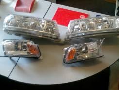 Фара. Toyota Chaser, SX90, LX90, GX90, JZX90, JZX91, JZX93 Двигатели: 1JZGE, 2JZGE, 1GFE, 1JZGTE, 2LTE, 4SFE