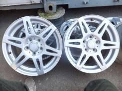 Bridgestone. 6.5x16, 5x114.30, ET40, ЦО 73,1мм.