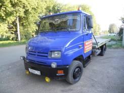 Продам грузовик звакуатор зил 5302 бычек