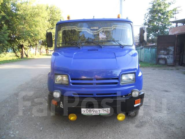 Продам грузовик звакуатор зил 5302 бычек. 4 750куб. см.