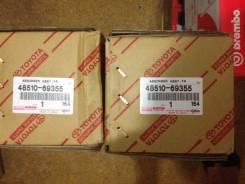 Амортизатор передний пневмо Lexus LX570 LC200 48510-69355. Lexus LX570, URJ201 Двигатель 3URFE