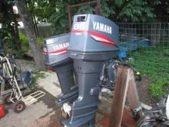 Yamaha. 85,00л.с., 2х тактный, бензин, нога X (635 мм), Год: 2000 год
