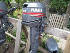 Yamaha. 25,00л.с., 2х тактный, бензин, Год: 2006 год