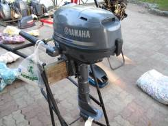 Yamaha. 5,00л.с., 4х тактный, бензин, нога S (381 мм), Год: 2010 год
