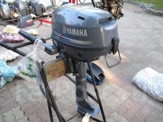 Yamaha. 6,00л.с., 4-тактный, бензиновый, нога S (381 мм), Год: 2010 год