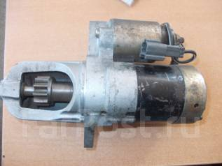 Стартер. Nissan Teana, J31 Двигатели: VQ23DE, NEO