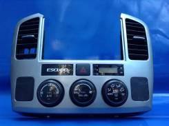 Блок управления климат-контролем. Suzuki Grand Escudo, TX92W Suzuki Escudo, TL52W, TA52W, TD02W, TD32W, TD62W, TA02W, TD52W, TX92W