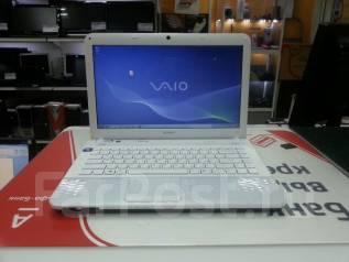"Sony VAIO. 14.4"", ОЗУ 4096 Мб, диск 320 Гб, WiFi, аккумулятор на 2 ч."