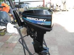 Mercury. 2х тактный, бензин, нога S (381 мм), Год: 2004 год