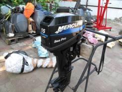 Mercury. 2-тактный, бензиновый, нога S (381 мм), Год: 2007 год