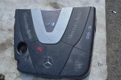 Крышка двигателя. Mercedes-Benz ML-Class, W163 Двигатель OM628
