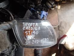 Габаритный огонь. Toyota Caldina, ST190