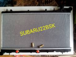 Радиатор охлаждения двигателя. Subaru Forester, SF5 Subaru Impreza, GFA, GC8, GC6, GF8, GC4, GF6, GC2, GF5, GF4, GC1, GF3, GF2, GF1 Двигатели: EJ20J...