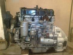 Двигатель в сборе. ГАЗ 31029 Волга