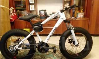 Велосипед фэтбайк fatbike детский
