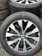 """Subaru. 7.0x18"""", 5x114.30, ET55"""