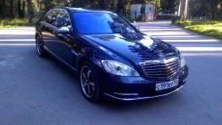 Mercedes-Benz S-Class. автомат, 4wd, 5.5 (388 л.с.), бензин, 212 тыс. км