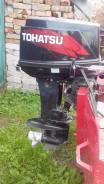 Tohatsu. 30,00л.с., 2х тактный, бензин, нога S (381 мм), Год: 2009 год