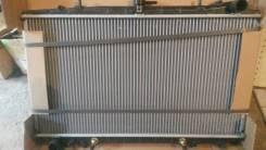 Радиатор охлаждения двигателя. Nissan Bluebird, RU12, RNU12 Двигатели: CA18I, CA18D