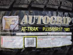Autogrip AT-Trak. Летние, 2013 год, без износа, 2 шт