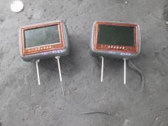 Подголовники с мониторами