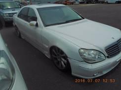 Mercedes-Benz S-Class. 220065, 112 944