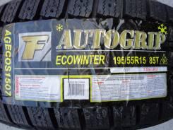 Autogrip Ecowinter. Зимние, без шипов, 2013 год, без износа, 4 шт