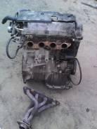 Двигатель в сборе. Toyota Probox Двигатель 1NZFE