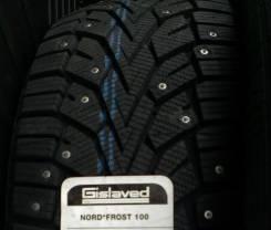 Gislaved Nord Frost 100. Зимние, без шипов, 2015 год, без износа, 1 шт